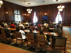 CPR Training at Philadelphia Union League