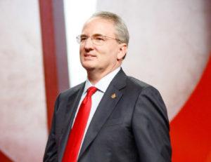 AHA President John Turner