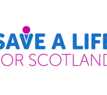 Save a life for scotland