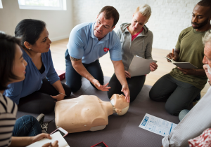 cpr training for businesses